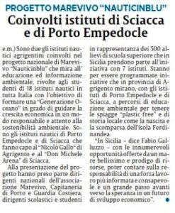 03-03-21 La Sicilia Agrigento