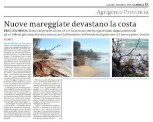 07-12-2020 La Sicilia (Agrigento)