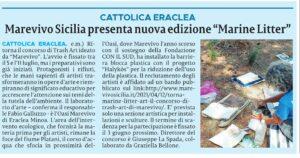 2021 11 Maggio - La Sicilia