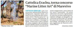 24-06-2019 La Sicilia Agrigento