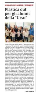 La Sicilia 16 Febbraio 2019