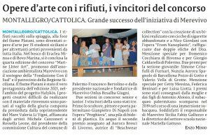 La Sicilia Agrigento 19 Luglio 2021