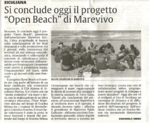 articolo open