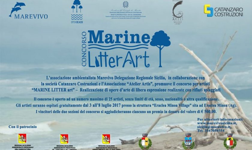 Locandina Marine Litter Art (Copia)