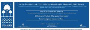 Marevivo - Invito al convegno di chiusura del progetto Open Beach 3-page-0