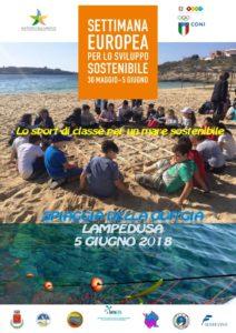 Lampedusa 5 giugno