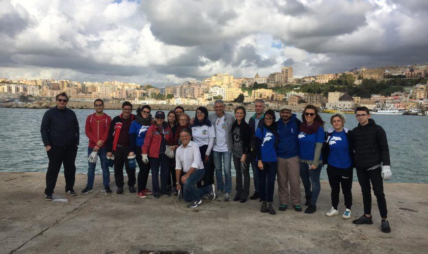 Pulizia Porto Sciacca 25 Novembre 2018 (13)
