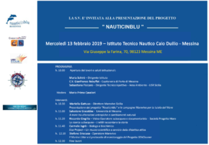 invito progetto Nauticinblu di Messina