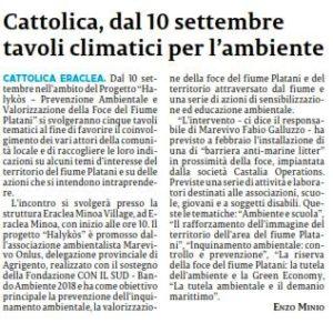 05-09-2020 La Sicilia