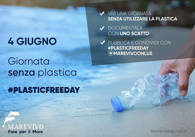 Marevivo_PlasticFreeDay