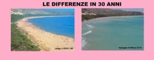spiaggia di Minoa 1986-2016