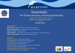 Invito conferenza di presentazione del progetto Nauticinblu - Messina_001