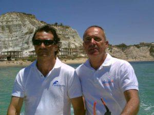 CLAUDIO LONBARDO MAREAMICO E FABIO_ GALLUZZO MAREVIVO