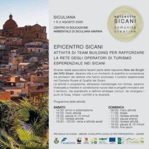 epicentro sicani